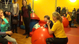 Kindergarten - Physiotherapy