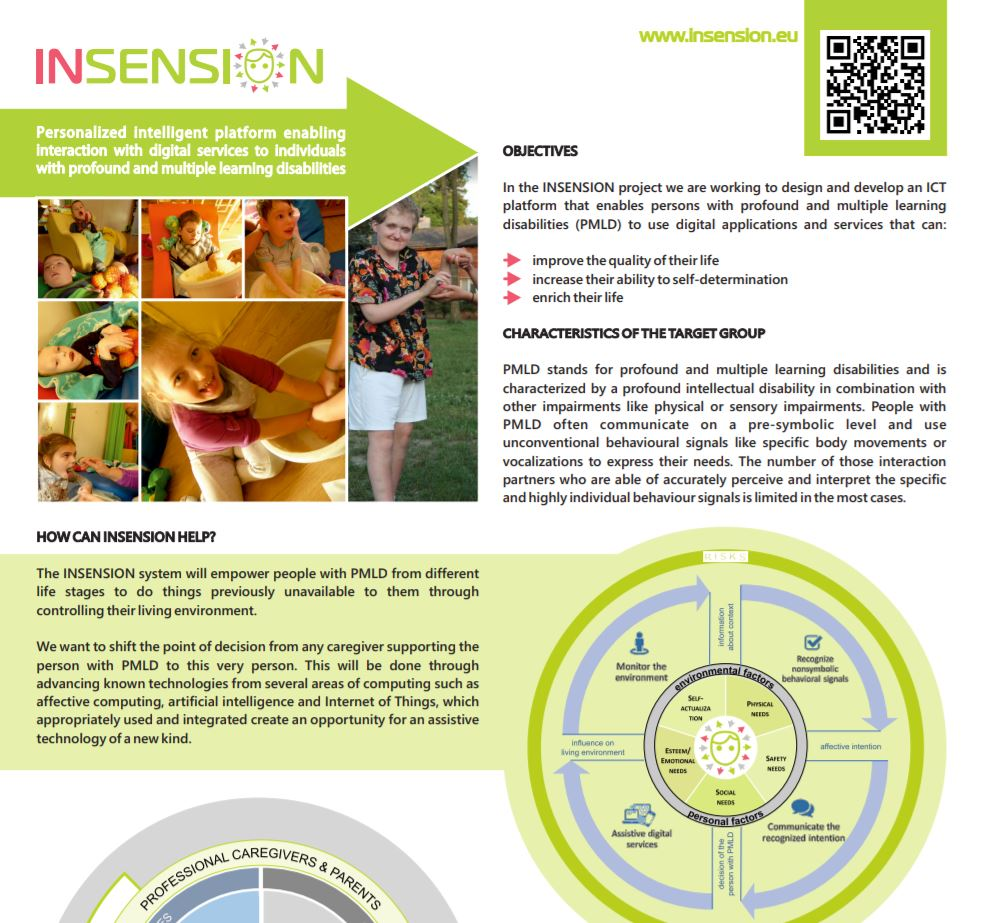 INSENSION on ENPAIR Conference