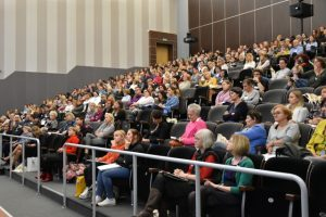 Audience of Na Tak conference